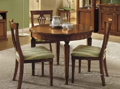 Раскладной деревянный стол Nostalgia Noce R (Camelgroup)