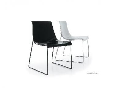 Nuvola Pianca Металлический стул