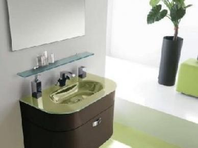 Oblo Comp. 02 (Обло Композиция 2) Bagno Piu Мебель для ванной