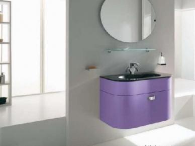 Oblo Comp. 06 (Обло Композиция 6) Bagno Piu Мебель для ванной