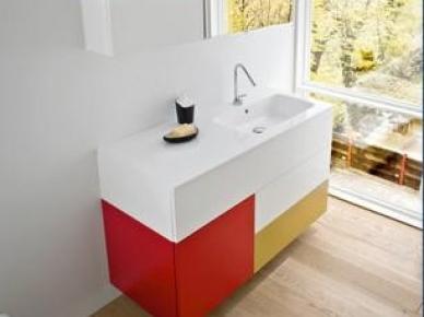 Razio Comp.2 Bluform Мебель для ванной