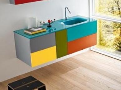 Razio Comp.4 Bluform Мебель для ванной