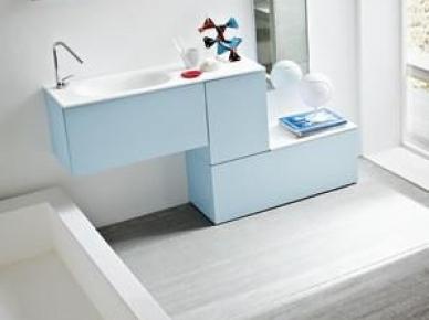 Razio Comp.7 Bluform Мебель для ванной
