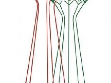 Star Miniforms Вешалка
