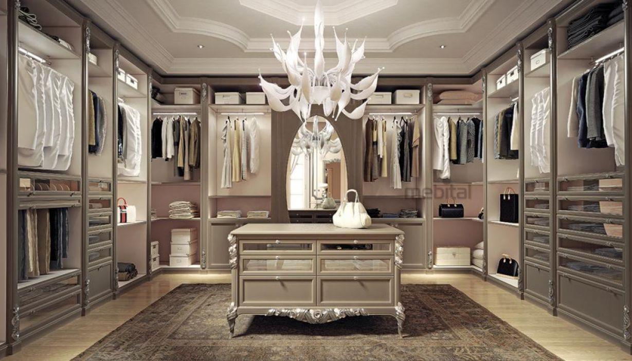 Итальянская гардеробная