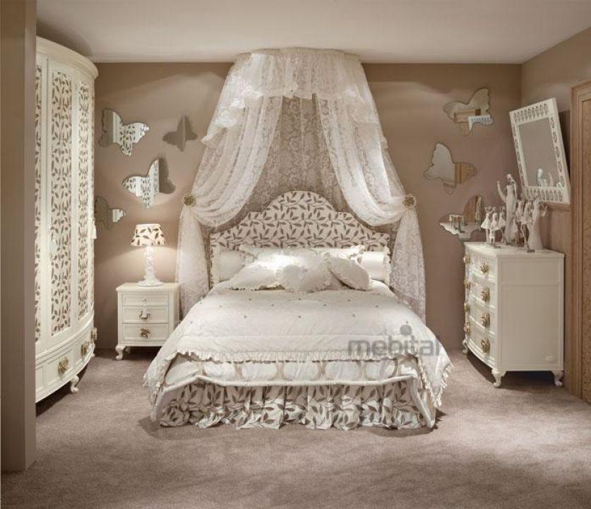 Итальянская классическая спальня