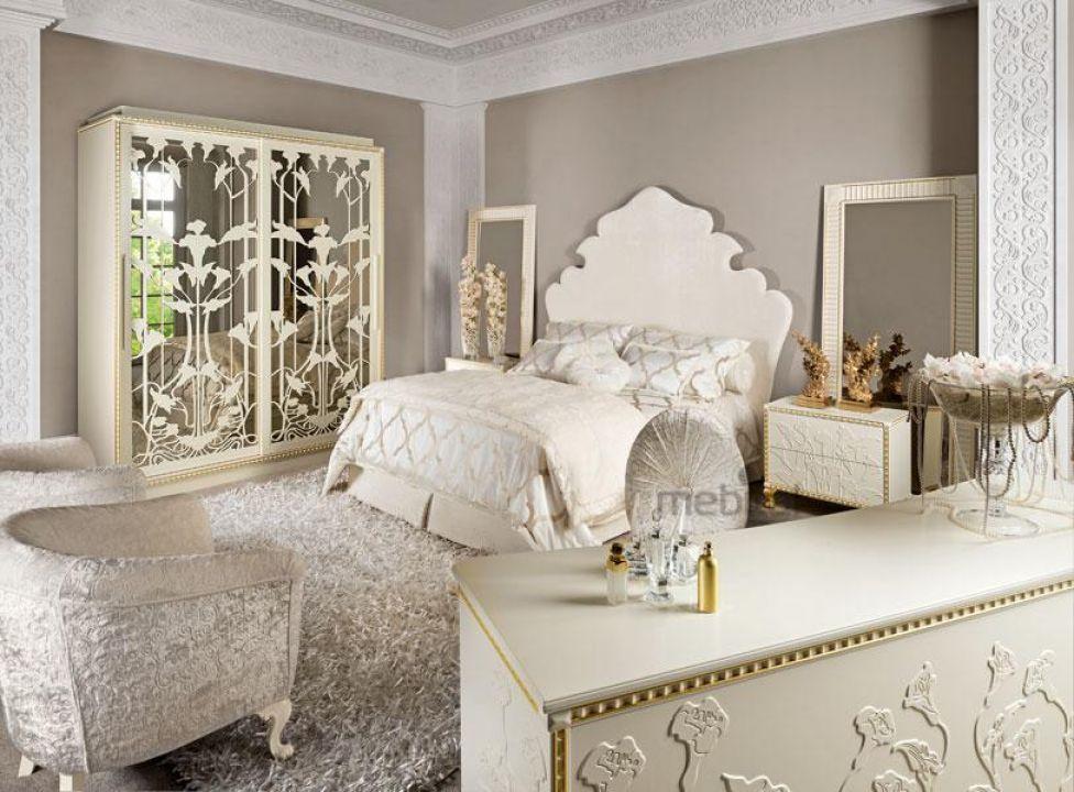Итальянская спальна арт деко