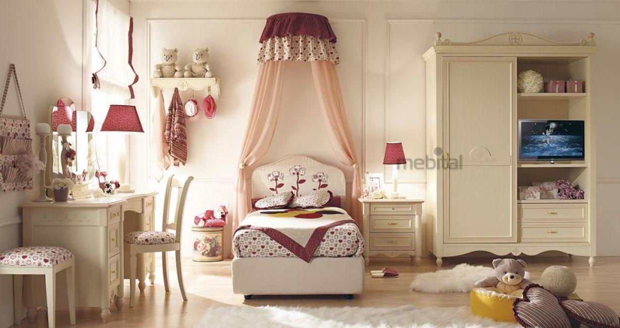 Итальянская мебель для детских