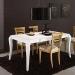 Раскладной деревянный стол Impero Eurosedia фото 1