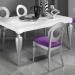 Раскладной деревянный стол Romeo (деревянный) Eurosedia