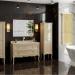 Moretta 2.0 122 Cappuccino Lucido Bagno Piu Мебель для ванной фото 1