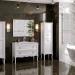 Colonna Moretta 2.0 Bianco Opaco Bagno Piu Мебель для ванной фото 2