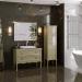 Colonna Moretta 2.0 Cappuccino Lucido Bagno Piu Мебель для ванной фото 2