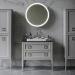 Colonna Vintage Bianco Opaco Bagno Piu Мебель для ванной фото 2