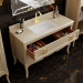 Moretta 2.0 122 Cappuccino Lucido Bagno Piu Мебель для ванной фото 4