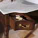 Versailles 128 Noce Opaco Bagno Piu Мебель для ванной фото 3