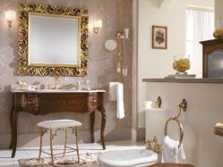 Versailles 128 Noce Opaco Bagno Piu Мебель для ванной