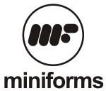 Miniforms — Столы, стулья, Современная мебель для дома