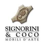 Signorini & Coco — шикарные мебельные коллекции для гостиной и спальни