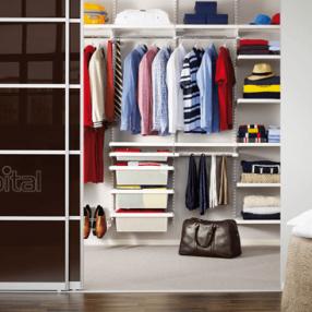 Дом для одежды: идеи для гардеробных