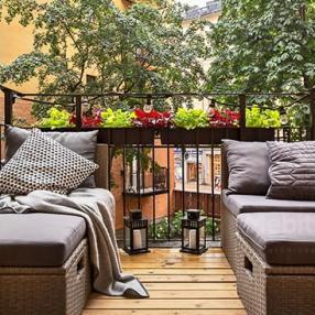 Отпуск не нужен: как организовать отличный отдых на террасе