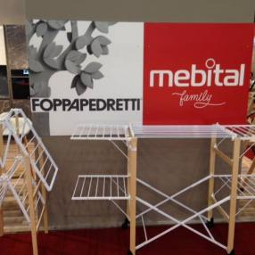 Mebital, Arredo3 и Foppapedretti на выставке KIFF2018