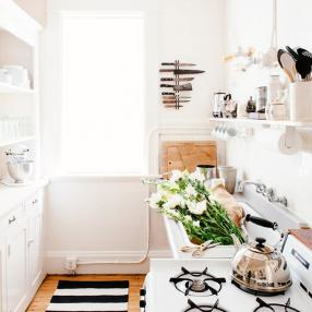 5 советов для маленькой кухни