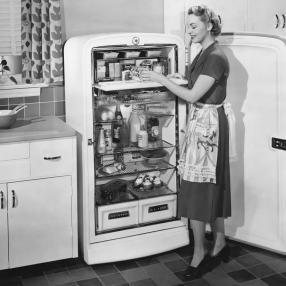 Краткая история холодильника в картинках