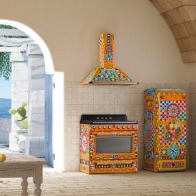 Sicily Is My Love от SMEG и Dolce & Gabbana