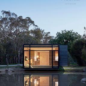 Полная самоизоляция: дома, которые сливаются с природой