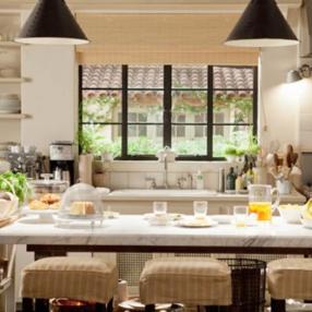 Вдохновение: кухни из фильмов Нэнси Мейерс