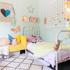 Пять простых идей для детской, которые ее оживят