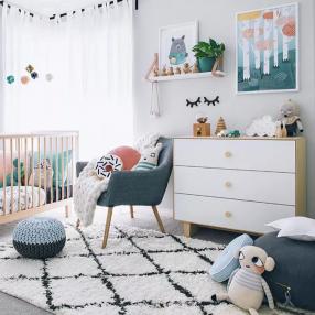 Прививаем вкус: необычный дизайн детских комнат