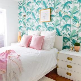 10 обоев, которые изменят вашу спальню до неузнаваемости