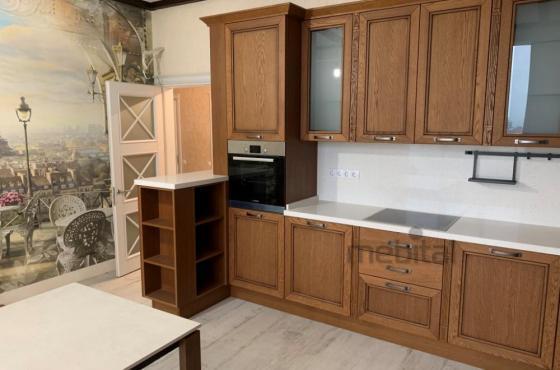 Интерьер кухни в Одессе (OPERA)