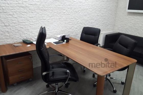 Интерьер офиса в центре Киева