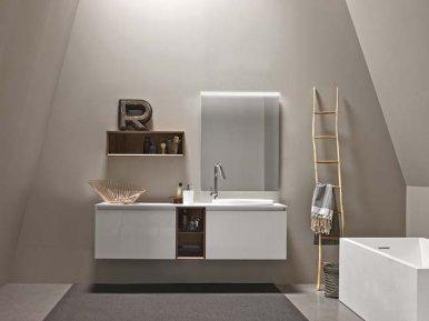 45 COMP3 Birex Мебель для ванной