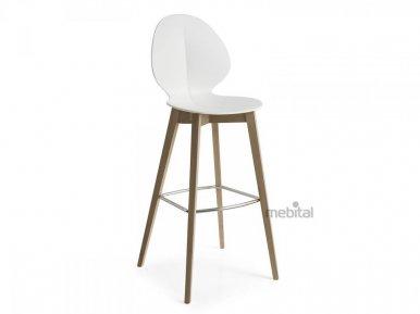 Basil W CS/1496 Calligaris Барный стул