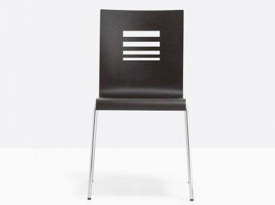 Kuadra 1351 PEDRALI Металлический стул