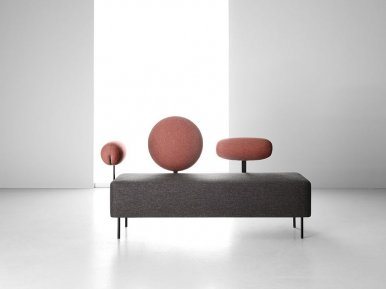 Nucleo sofa MARTEX Офисный диван