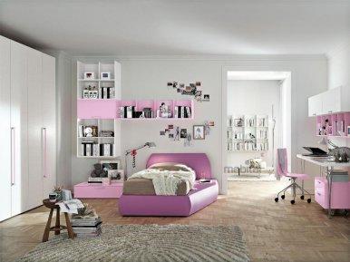COMP. T07 Gruppo Tomasella Подростковая мебель