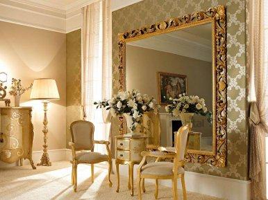 1085/1 Зеркало барокко (L04) Andrea Fanfani Зеркало