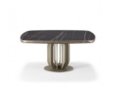 Soho Keramik Premium Cattelan Italia Нераскладной стол