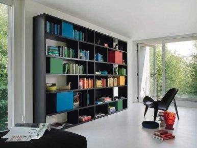 Librerie Modo M5C85 SANGIACOMO Книжный шкаф