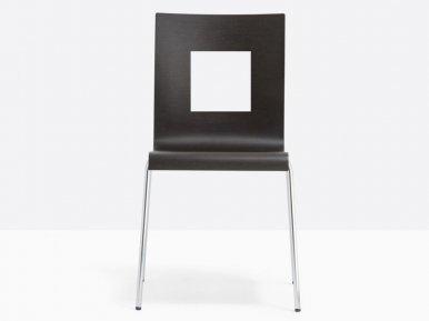 Kuadra 1311 PEDRALI Металлический стул