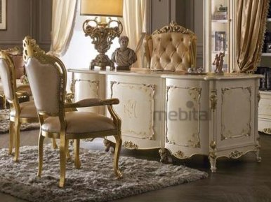 RU 1000, Royal Office Ghezzani Письменный стол