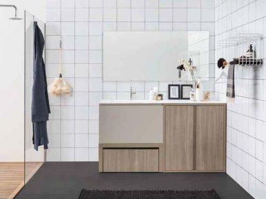Acqua E Sapone Bath COMP5 Birex Мебель для ванной