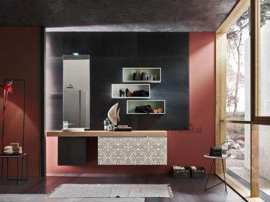 MAGNETICA, COMP. 4 Arcom Мебель для ванной