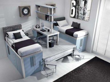 TIRAMOLLA COMP 908 TUMIDEI Мебель для школьников