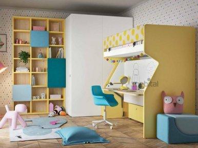 KIDS 15 Nidi Мебель для школьников